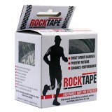 Rocktape Black with logo - 1 Roll - 2in x 16.4ft