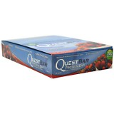 Quest Nutrition - Quest Bar 12pack Mixed Berry Bliss