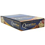 Quest Nutrition - Quest Bar 12pack Vanilla Almond Crunch