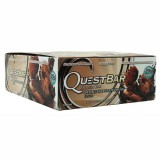 Quest Nutrition - Quest Bar 12pack Double Chocolate Chunk