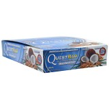 Quest Nutrition - Quest Bar 12pack Coconut Cashew