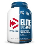Dymatize Elite 100% Whey - 5lb Rich Chocolate