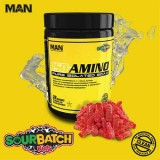 MAN Sports Iso-Aminos Sour Batch Kids 30sv