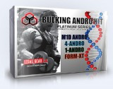 Bulking Andro Kit by LG sciences
