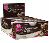 Quest Bar Rocky Road - Box of 12 Free Fast Shipping