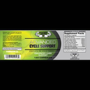 IronMagLabs Advanced Cycle Support Rx