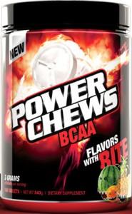 Power Chews BCAA - 180ct