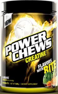 Power Chews Creatine 180ct