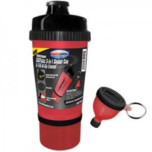 USP Labs 3-in-1 Shaker Cup