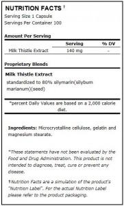 Betancourt Essentials Milk Thistle