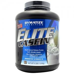 Dymatize Elite Casein Vanilla 4lb