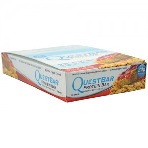 Quest Nutrition - Quest Bar 12pack Peanut Butter and Jelly