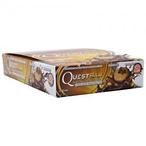 Quest Nutrition - Quest Bar 12pack Chocolate Peanut Butter