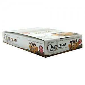 Quest Nutrition - Quest Bar 12pack Choc Chip Cookie Dough