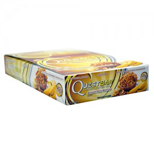 Quest Nutrition - Quest Bar 12pack Banana Nut Muffin