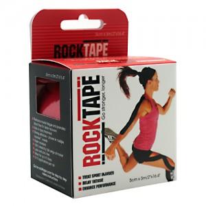 Rocktape Red  - 1 Roll - 2in x 16.4ft