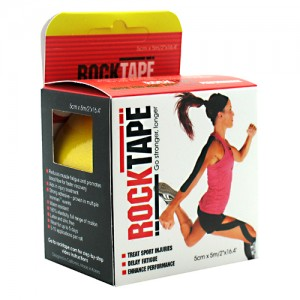 Rocktape Yellow - 1 Roll - 2in x 16.4ft