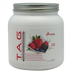 Metabolic Nutrition T.A.G. Fruit Punch 400g