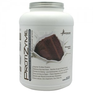 Metabolic Nutrition Protizyme Chocolate cake 5lb