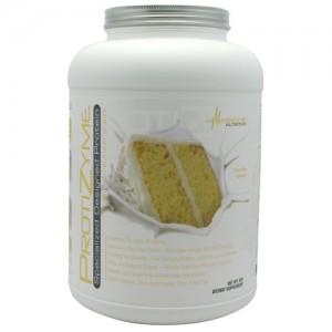 Metabolic Nutrition Protizyme Vanilla cake 5lb