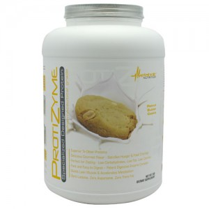 Metabolic Nutrition Protizyme Peanut Butter Cookie 5lb