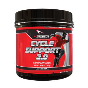 AI Sports Nutrition Cycle Support 2.0 Raspberry Lemonade 60 Servings
