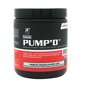 Betancourt Pump'd - Citrus Punch 30sv