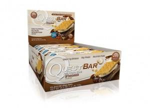 Quest Nutrition - Quest Bar 12 pack S'Mores