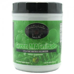 Controlled labs Green Magnitude - Sour Green apple 80serv