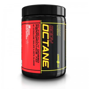 MAN Sports Body Octane - 30sv Lemon Lime
