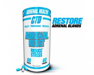 CTD Labs Adrenal Reset 60 ct