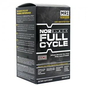 MRI NO2 Black Full Cycle 150 caps