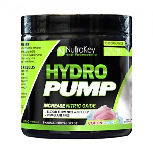 Nutrakey Hydro Pump Cotton Candy 30Sv