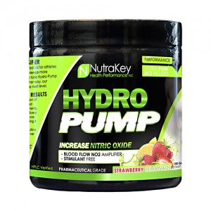 Nutrakey Hydro Pump Strawberry Lemonade 30Sv