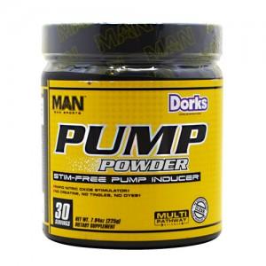 MAN Sports Pump Powder DORKS
