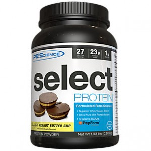 PEScience Select Protein - Chocolate Peanut Butter