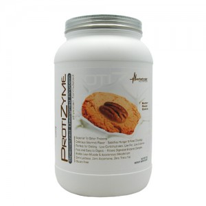 Metabolic Nutrition Protizyme Butter pecan cookie 2lb