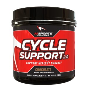AI Sports Cycle support chocolate