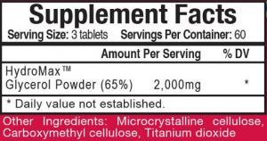 APS Hydromax Ingredients