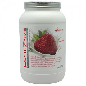 Metabolic Nutrition Protizyme Strawberry Creme