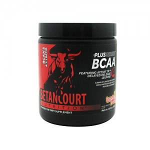 Betancourt BCAA Plus - Tropical Punch 10 oz