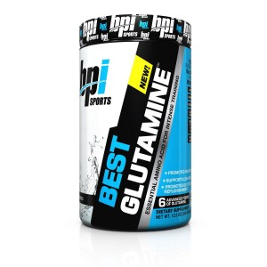 Bpi Best Glutamine Unflavored 50 servings FREE SHIPPING