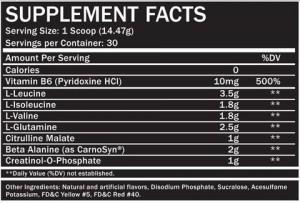Formutech Endurance Cotton Candy - 30sv
