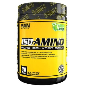 MAN Sports Iso-Aminos Green Apple 30sv
