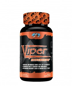 ALRI Viper Hyperdrive 5.0+ with Ephedra Extract 60sv